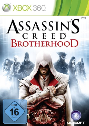 Assassin's Creed Brotherhood (uncut) Xbox 360 artwork