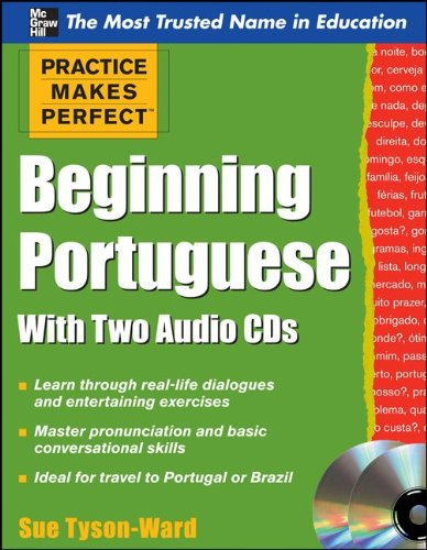 Beginning Portuguese   2011 9780071753418 Front Cover
