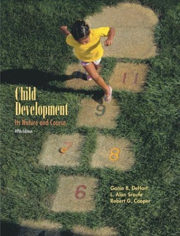 Child Development : Its Nature and Course 5th 2004 edition cover
