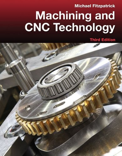 Machining and CNC Technology  3rd 2014 edition cover