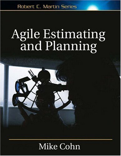 Agile Estimating and Planning   2006 edition cover