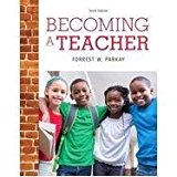 Becoming a Teacher  10th 2016 edition cover