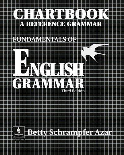 Fundamentals of English Grammar Chartbook   2011 edition cover