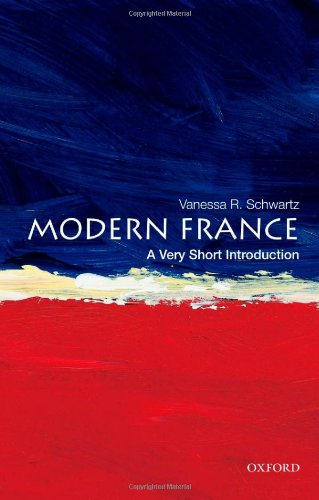 Modern France   2011 edition cover