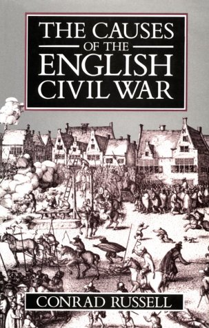 Causes of the English Civil War   1990 edition cover