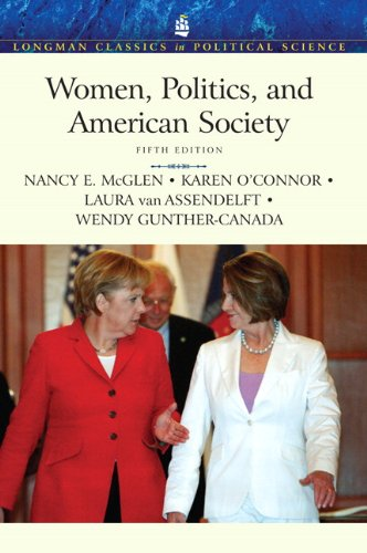 Women, Politics, and American Society  5th 2011 (Revised) edition cover