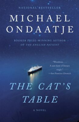 Cat's Table  N/A 9780307744418 Front Cover