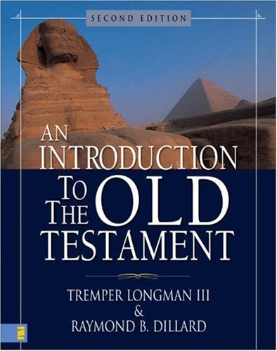 Introduction to the Old Testament  2nd 2007 edition cover