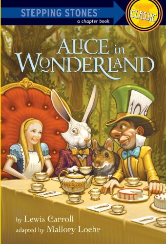 Alice in Wonderland   2009 edition cover