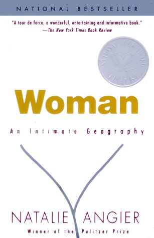 Woman An Intimate Geography  2000 edition cover