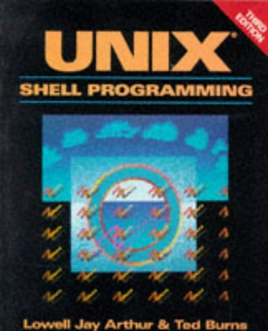 UNIX Shell Programming  3rd 1994 9780471599418 Front Cover