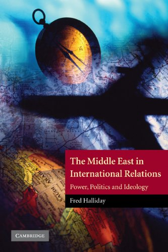 Middle East in International Relations Power, Politics and Ideology  2002 edition cover