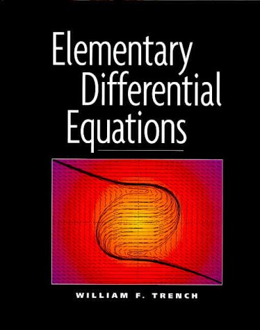 Elementary Differential Equations   2000 edition cover