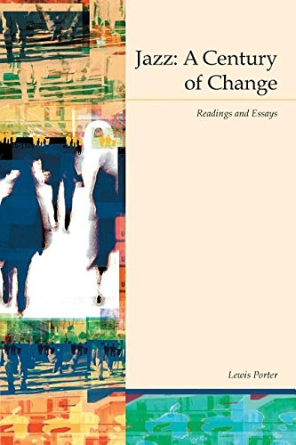 JAZZ:CENTURY OF CHANGE-RDNGS+N 1st edition cover