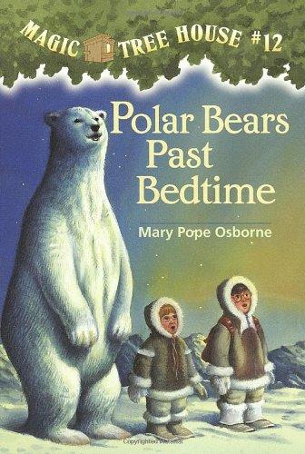 Polar Bears Past Bedtime   1998 edition cover