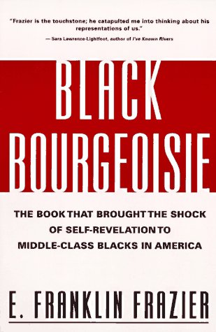 Black Bourgeoisie   1997 edition cover