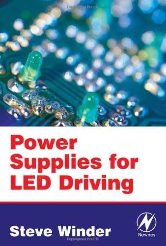 Power Supplies for LED Driving   2008 9780750683418 Front Cover