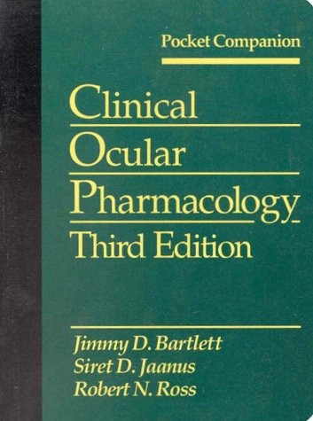 Clinical Ocular Pharmacology  3rd 1996 9780750696418 Front Cover