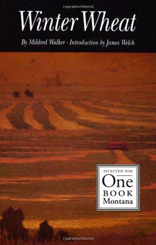 Winter Wheat   1992 (Reprint) edition cover