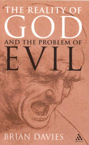 Reality of God and the Problem of Evil   2006 edition cover