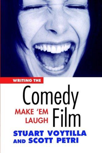 Writing the Comedy Film Make 'em Laugh  2003 edition cover