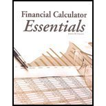 FINANCIAL CALCULATOR ESSENTIALS N/A 9780982088418 Front Cover