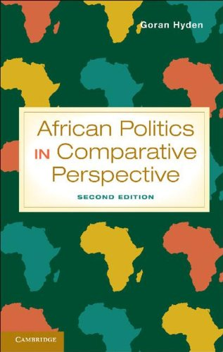 African Politics in Comparative Perspective  2nd 2013 edition cover