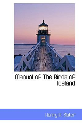 Manual of the Birds of Iceland N/A edition cover