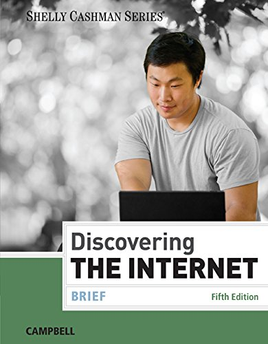 Discovering the Internet:   2014 edition cover