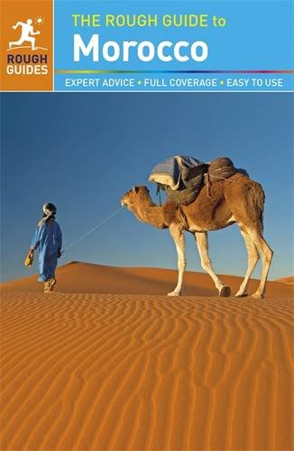 Rough Guide to Morocco  10th 2013 edition cover