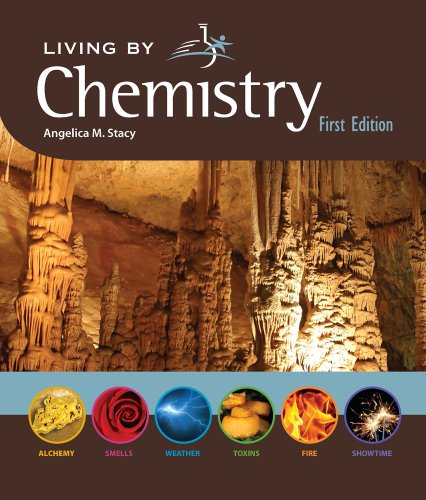 Living by Chemistry   2012 edition cover