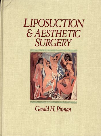 Liposuction and Aesthetic Surgery  N/A 9781576260418 Front Cover