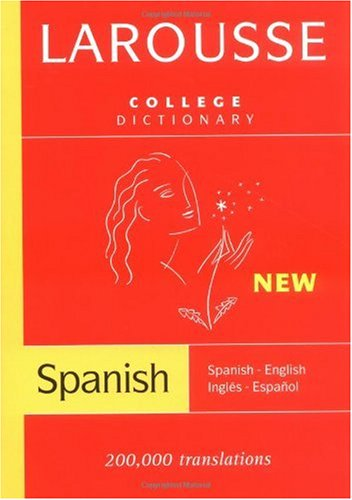 Larousse College Dictionary   2005 edition cover