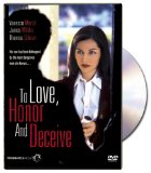 To Love Honor and Deceive (DVD) System.Collections.Generic.List`1[System.String] artwork