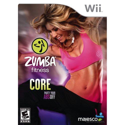 Zumba Fitness Core - Nintendo Wii Nintendo Wii artwork
