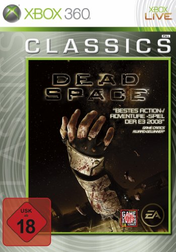 Dead Space [Software Pyramide] Xbox 360 artwork