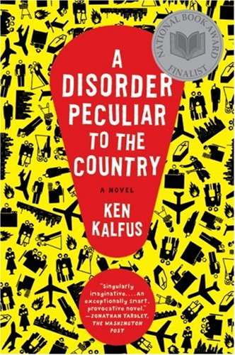 Disorder Peculiar to the Country  N/A edition cover