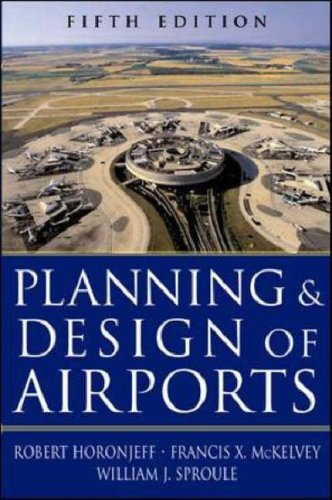 Planning and Design of Airports  5th 2010 (Revised) edition cover