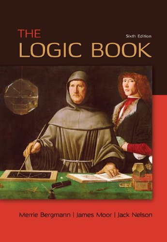 Logic Book  6th 2014 edition cover