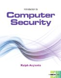 Next Series Introduction to Computer Security  2013 edition cover