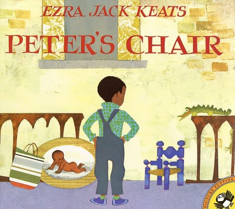 Peter's Chair  N/A edition cover