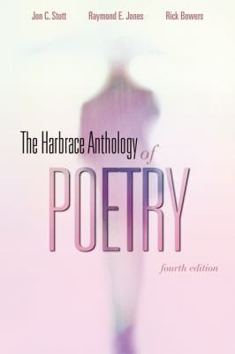 HARBRACE ANTHOLOGY OF POETRY > 4th 2006 edition cover