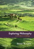 Exploring Philosophy An Introductory Anthology 5th 2014 edition cover