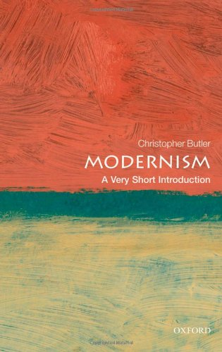 Modernism   2010 edition cover