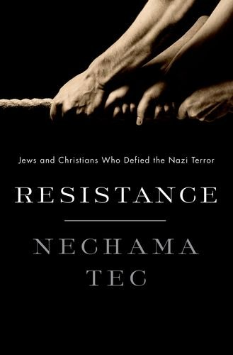 Resistance Jews and Christians Who Defied the Nazi Terror  2013 edition cover