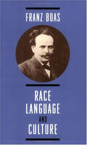 Race, Language, and Culture   1982 (Reprint) edition cover