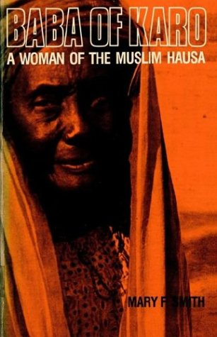 Baba of Karo A Woman of the Muslim Hausa  1981 edition cover