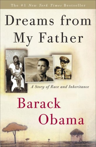 Dreams from My Father A Story of Race and Inheritance  2007 edition cover