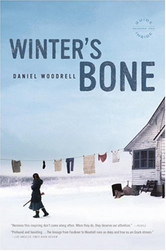 Winter's Bone  N/A 9780316066419 Front Cover