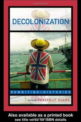 Decolonization Perspectives from Now and Then  2003 edition cover